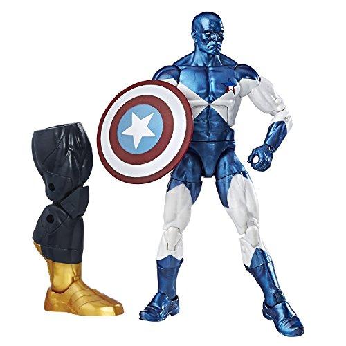 Guardians of The Galaxy Marvel Legends Serie Darkhawk-Figur, 15,2...