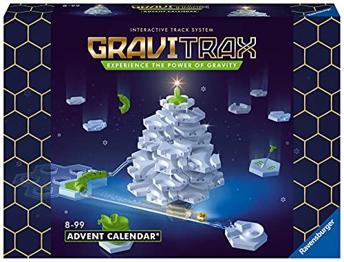 Ravensburger 27031 - GraviTrax Adventskalender - Ideal für...