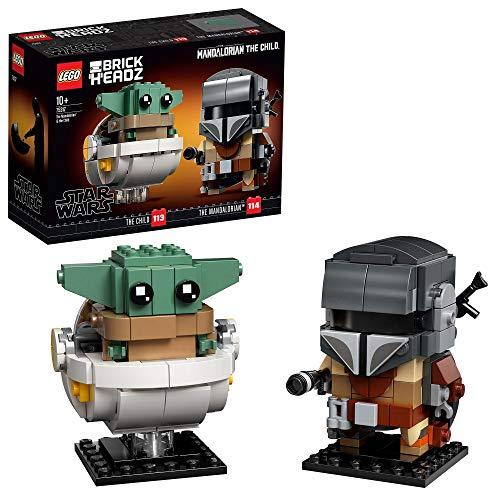 LEGO 75317 Star Wars Der Mandalorianer und das Kind,...
