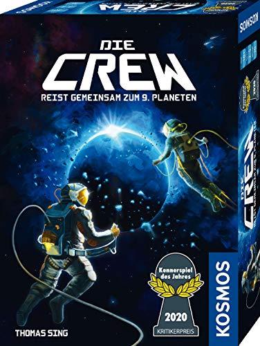 Kosmos 691868 Die Crew - Reist gemeinsam zum 9. Planten,...