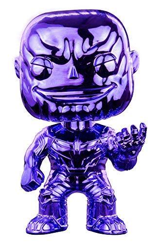 Funko Pop! Avengers Infinity War - Thanos [Purple Chrome] #289 -...