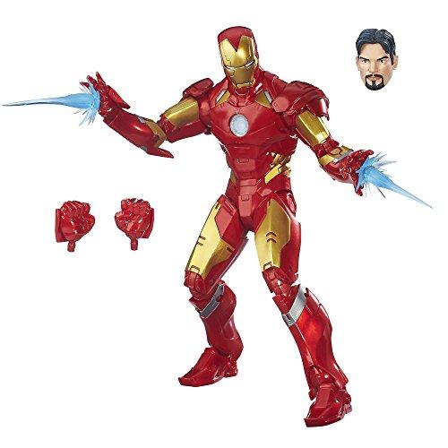 Hasbro Avengers B7434EU4 - Legends Iron Man 12 Zoll Figur