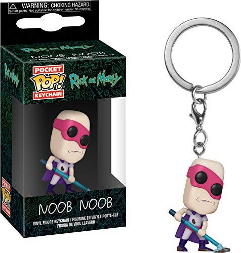Funko POP! Keychain R&M - Noob-Noob Vinyl Figure 4cm, 35928,...