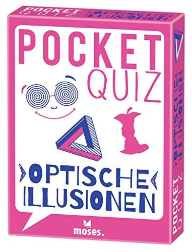 Pocket Quiz Optische Illusionen (Pocket Quiz / Ab 12 Jahre...
