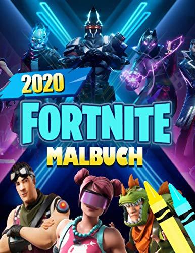 FORTNITE Malbuch: Fortnite 2020 Malbuch Mit Hervorragenden...