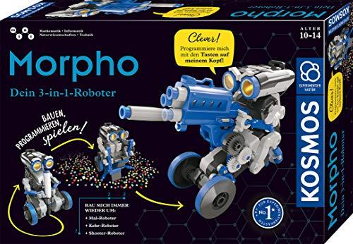 Kosmos 620837 Morpho - Der 3-in-1 Roboter Spielzeug...