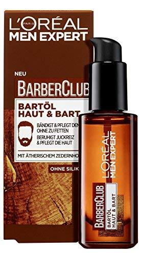 L'Oréal Men Expert Bartöl mit Zedernholzöl für die tägliche...
