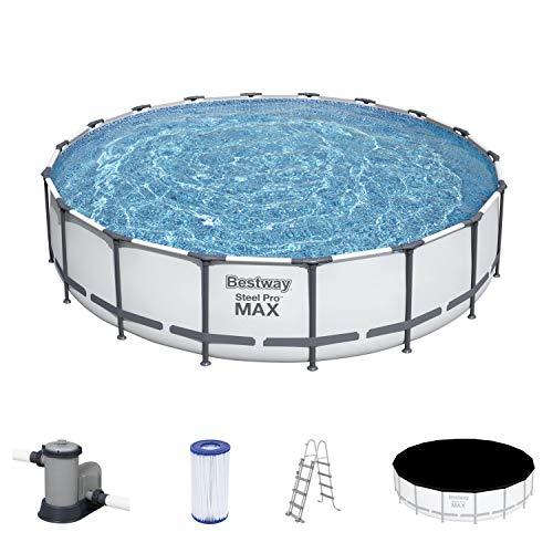 Bestway Steel Pro MAX 18' x 48' / 5.49m x 1.22m Pool Set