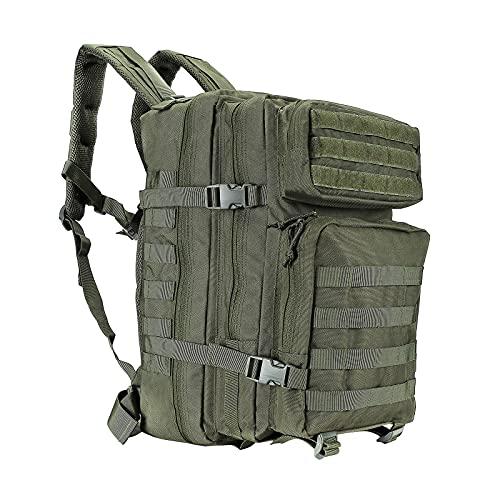 Oreunik Militär Rucksack 45L Wasserdichter Taktischer Rucksack...