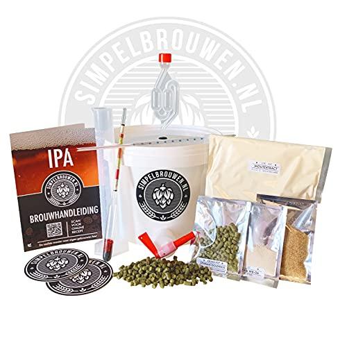 Einfach Brauen Bierbrauset Plus - IPA Bier - Selbst Bier brauen -...