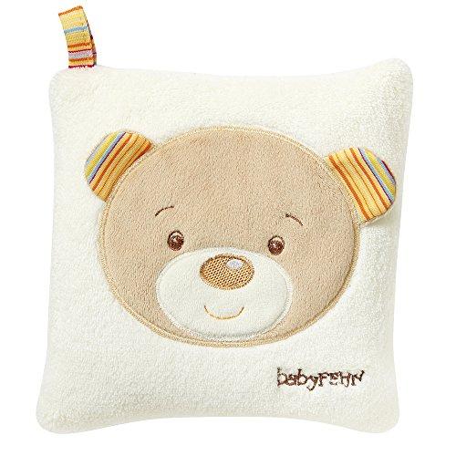 Fehn 160932 Kirschkernkissen Teddy – wohltuendes Wärme- und...