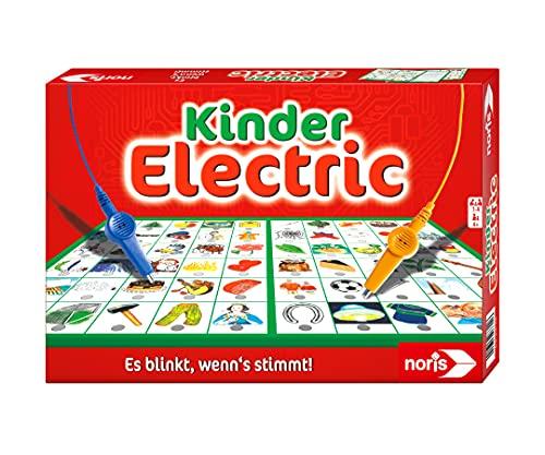 Noris 606013702 Kinder Electric Der Lernspiel-Klassiker, was...