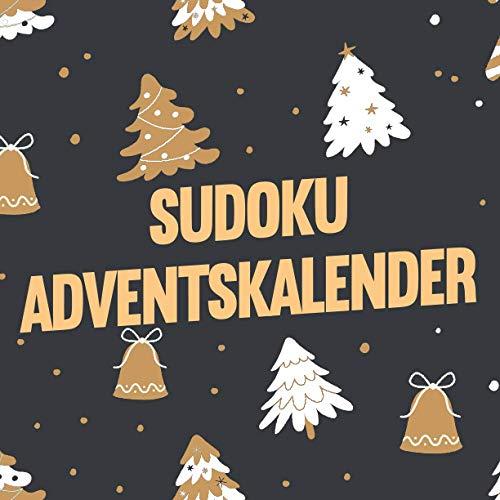 Sudoku Adventskalender: XXL Weihnachtskalender mit insgesamt 288...