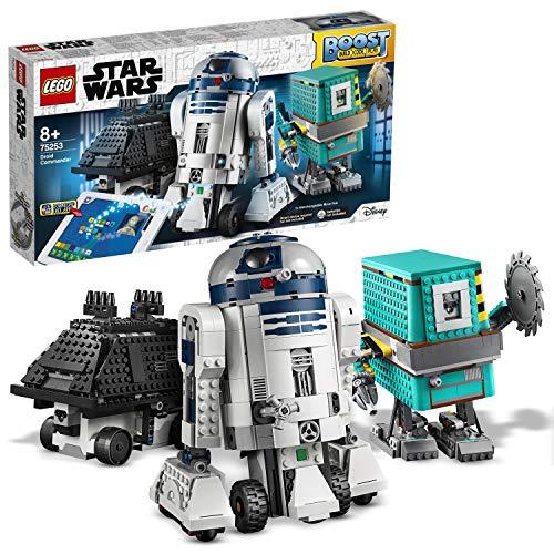LEGO STAR WARS 75253 Boost Droide, App-gesteuerte und...