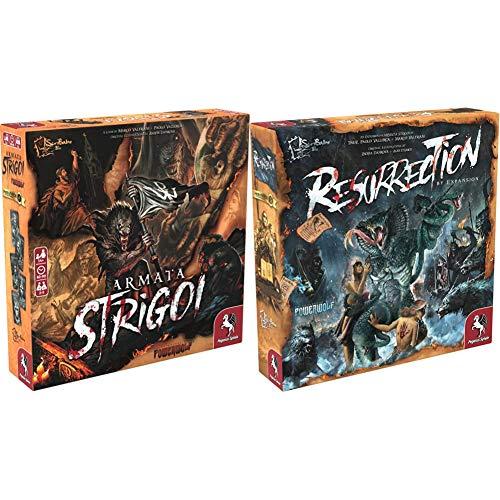 Pegasus Spiele 57700G - Armata Strigoi - Das Powerwolf Brettspiel...