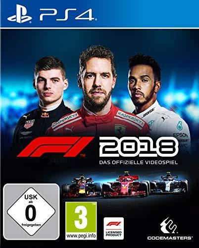 F1 2018 [Playstation 4]