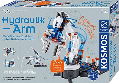 Kosmos 620578 Hydraulik-Arm, Modellbausatz für deinen...