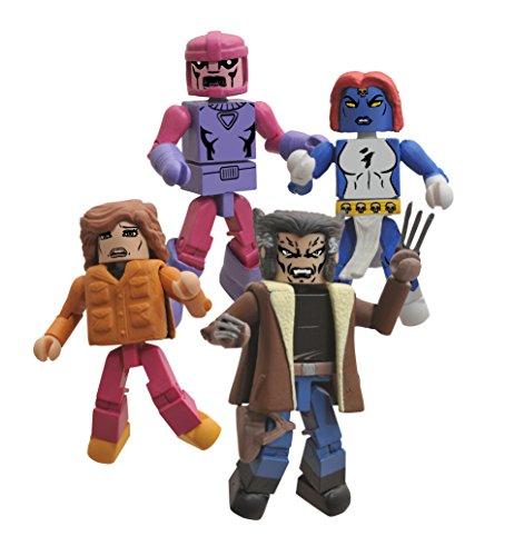 Diamond Select Marvel Minimates: X-Men Days of Future Past Box...