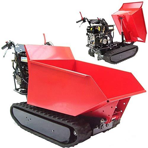 Raupendumper Kettendumper Minidumper Dumper Motorschubkarre 56136...