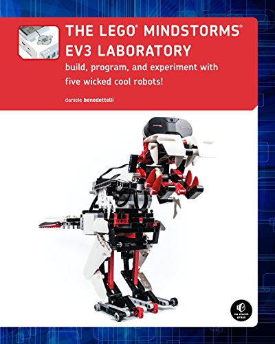 The LEGO MINDSTORMS EV3 Laboratory: Build, Program, and...