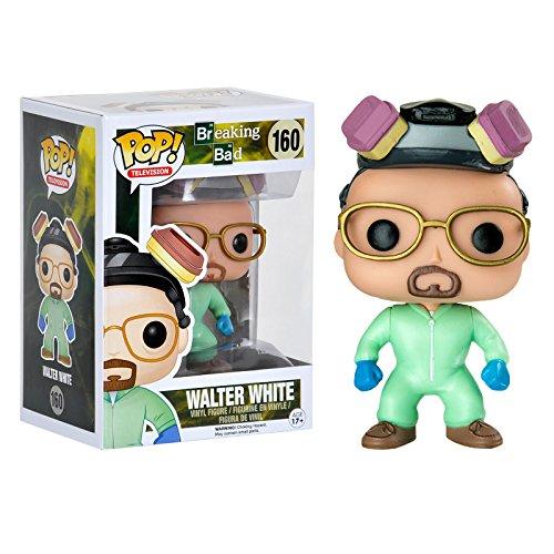 Breaking Bad Walter White Green Cook Suit Pop! Vinyl Figure -...