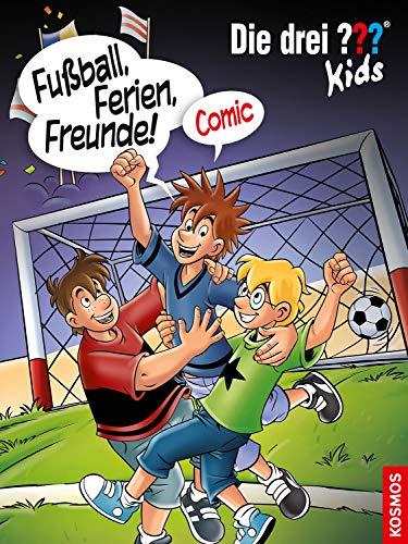 Die drei ??? Kids, Fußball, Ferien, Freunde!: Comic
