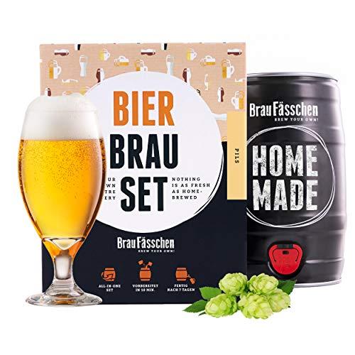 braufaesschen  Bierbrauset zum selber brauen   Pils im 5 Liter...
