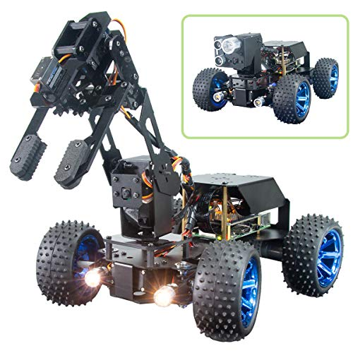 Adeept PiCar-Pro Raspberry Pi Smart Roboter Auto Kit...
