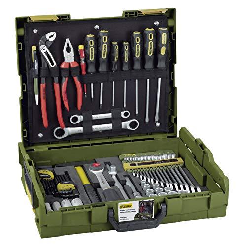 PROXXON Handwerker-Universal-Werkzeugkoffer, L-BOXX-System L 102,...