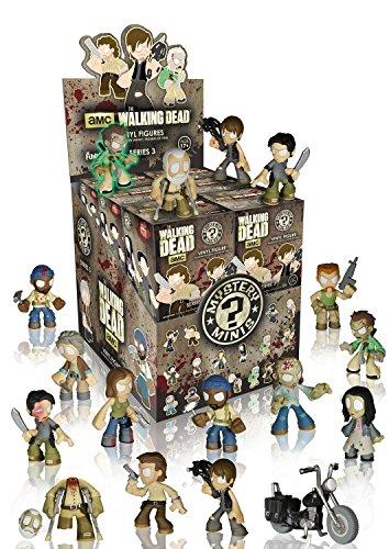 Funko TFGUGT007 Figur – The Walking Dead – Mystery – Mini Serie 3 – Modell zufällig