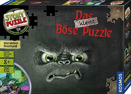 Kosmos 680794 200 Teile-Das kleine Böse Buch Story Puzzle,...