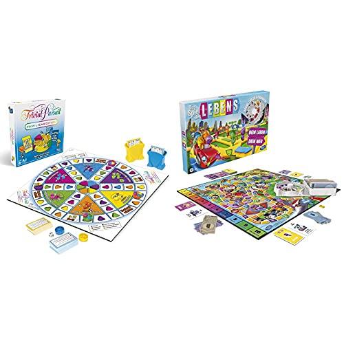 Hasbro E1921100 Trivial Pursuit Familien Edition, Quizspiel mit...