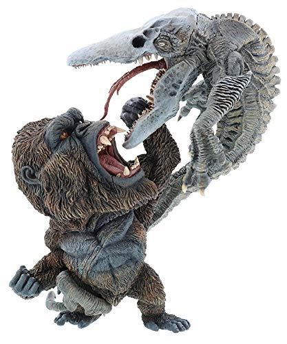 Unbekannt Kong Skull Island Deform Real Series Soft Vinyl Statue...