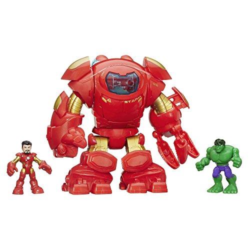 Playskool Heroes Marvel Super Hero Abenteuer stark Tech Armor mit...