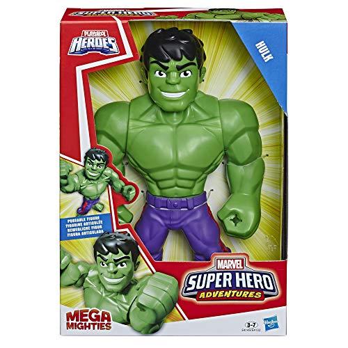 Marvel Playskool E4149ES0 Heroes Super Hero Adventures Mega...