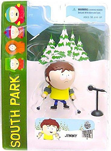 Playmate Toys Mezco Toyz South Park Series 4 Actionfigur Jimmy
