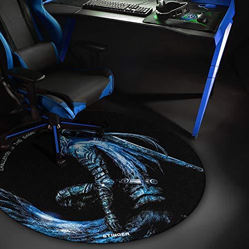 Woxter Stinger Floorpad Blau - Boden Gaming Bodenmatte,...