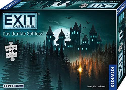 KOSMOS 680787 EXIT Das Spiel + Puzzle - Das dunkle Schloss,...