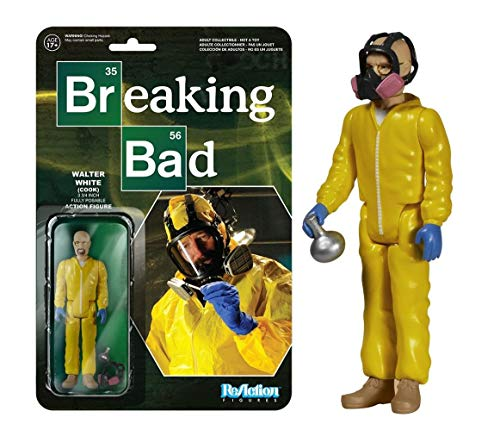 Funko Breaking Bad - Walter White in Cook Suit Reaction