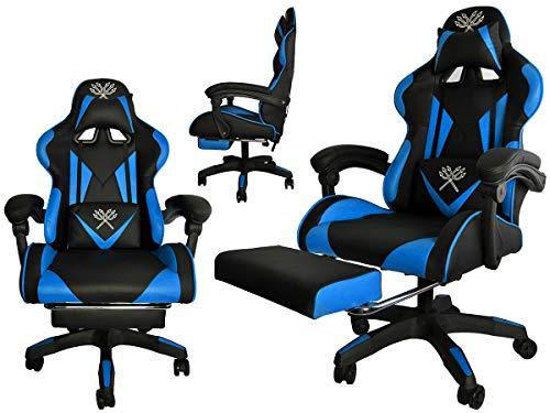 MALATEC Gaming Stuhl Bürostuhl Schreibtischstuhl mit...