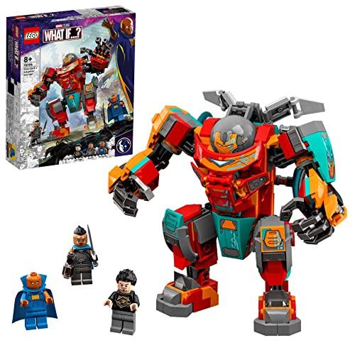 LEGO 76194 Marvel Tony Starks sakaarianischer Iron Man,...