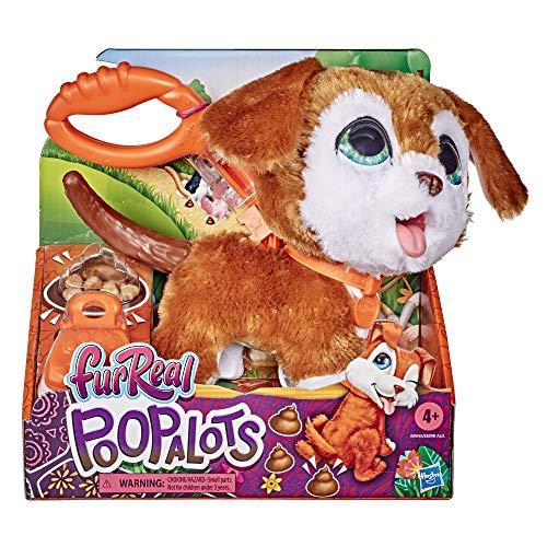 Hasbro E89455X3 FurReal Poopalots Große Racker interaktives...