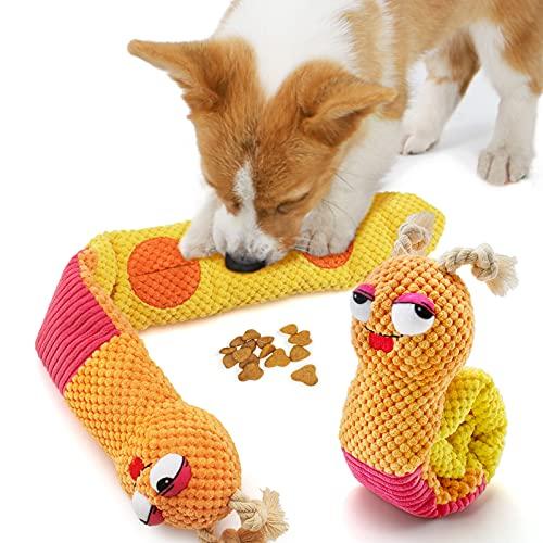 beetoy Unzerstörbares Hundespielzeug für Puzzle und...