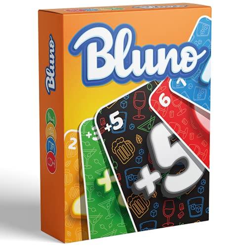 Bluno - Drunk UNO Trinkspiel - Trinkspiel für Erwachsene,...