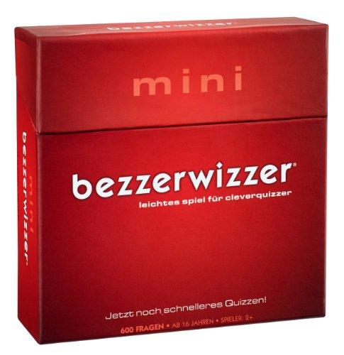 Mattel Games BGG09 Bezzerwizzer Mini, Familienspiel und Quiz...