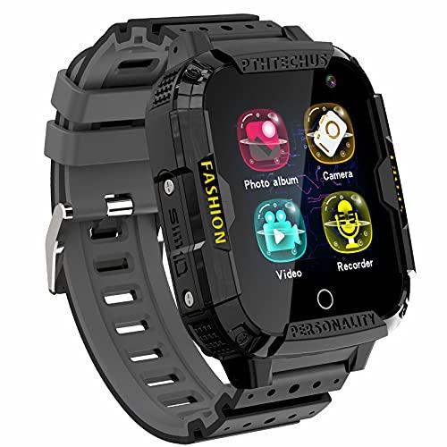 Smartwatch Kinder, Touchscreen Telefon Uhr für Kinder mit Musik...