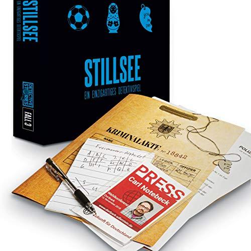 iDventure Detective Stories - Fall 3: Stillsee - Spannendes...