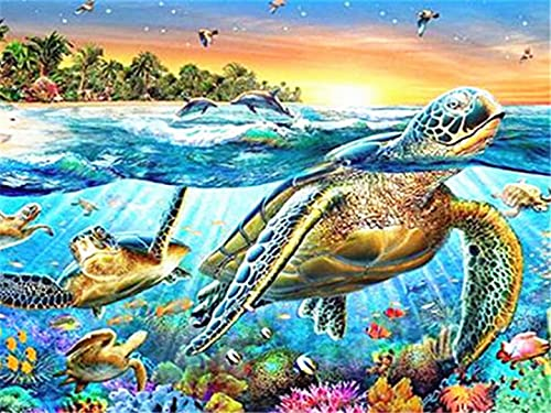 1000 Teile aus Holz Puzzle Holzpuzzle 1000 Teile Meereswelt für...