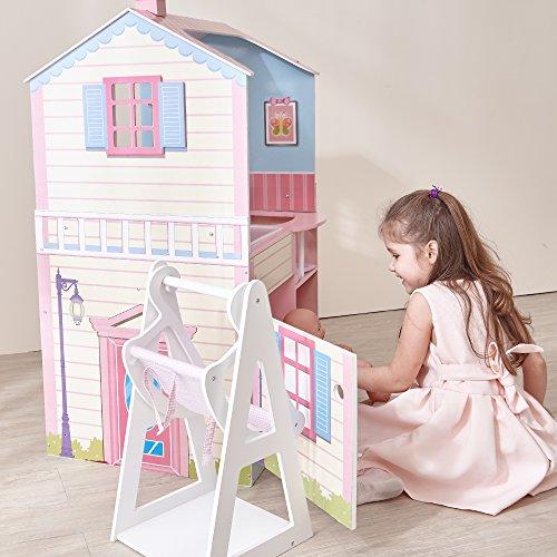 Olivia's Little World 2 En 1 Puppenhaus Und Wickelstation...