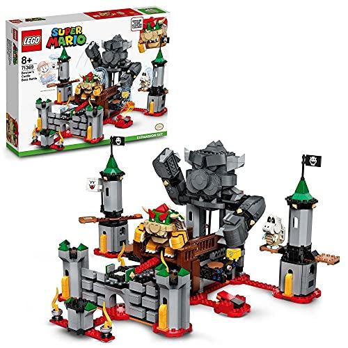 LEGO71369SuperMarioBowsersFestung–Erweiterungsset,...